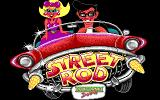 Street Rod DOS Title screen