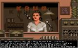 It Came from the Desert II Amiga Dusty at the radio station