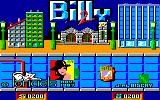 Billy 2 Amstrad CPC Title Screen