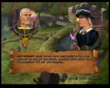 Robin Hood: Defender of the Crown Xbox This merchant is reporting Robin's heist to the sheriff of Nottingham.