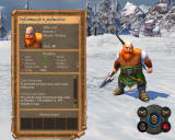 Heroes of Might and Magic V: Hammers of Fate Windows Detailed information about Spearwielder.