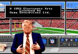 "Madden NFL '94 Genesis ""This is the best meal I had in years. Pass the turkey, please"""