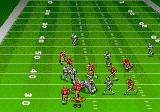 Madden NFL '94 Genesis Returning a kick