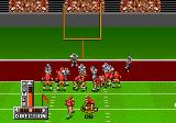 Madden NFL '94 Genesis Preparing a conversion. Winds plays an incredible part, even on something as simple as that.