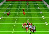 Madden NFL '94 Genesis Here goes the punt...