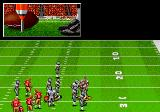 Madden NFL '94 Genesis Close, but it's a first down