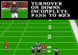 Madden NFL '94 Genesis Great idea. Trying to make a 4th down, 9 yard pass on the defending 20 yards.