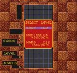 Columns TurboGrafx-16 Select level
