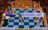 National Lampoon's Chess Maniac 5 Billion and 1 DOS Ah, the subtle humour of the early '90s...