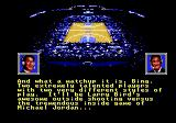 Jordan vs Bird: One on One Genesis It would be a lot more amusing in the DOS version...
