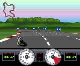 Prime Mover Amiga Only one driver ahead