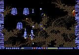 Xenon 2: Megablast Genesis Now with a missile power, doubling the firepower of the ship.
