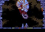 Xenon 2: Megablast Genesis The first boss