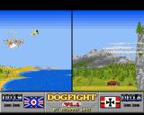 Dogfight Amiga A German zeppelin is shot down