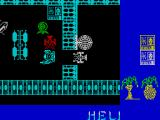 How to be a Hero ZX Spectrum Some areas have a constant flow of foes
