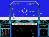 Strike Force Harrier MSX Breaking through the clouds (MSX1)