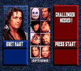 WWF WrestleMania Genesis Only eight wrestlers are available