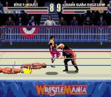 WWF WrestleMania Genesis A mountain between a man and a title...