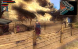 Jade Empire (Special Edition) Windows Pirates isle, on the way to the top of the isle