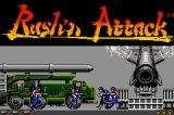Konami Collector's Series: Arcade Advanced Game Boy Advance Rush'n Attack - title screen.