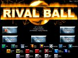 Rival Ball Windows Main menu