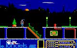Billy la Banlieue Amstrad CPC Starting Position...