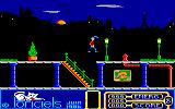 Billy la Banlieue Amstrad CPC Jumping Billy...See the Eiffel Tower in the distance?..