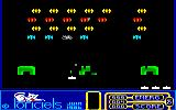 Billy la Banlieue Amstrad CPC Playing the Invaders...