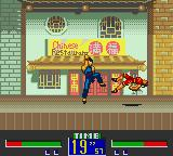 Virtua Fighter Animation Game Gear Fighting in normal mode