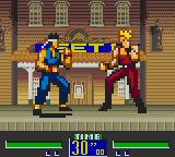 Virtua Fighter Animation Game Gear Fighting in large mode