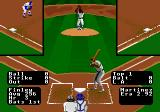 R.B.I. Baseball 3 Genesis Bases loaded