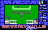 Beverly Hills Cop DOS Gruesome shot!
