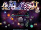 Galcon Windows Title Screen