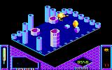 Bactron Amstrad CPC Yellow and Blue Cubes were activated...They fight for the life or death of the patient...