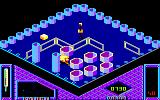 Bactron Amstrad CPC Other obstacles are blocking your way to another enzyme...