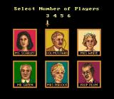 Clue Genesis Choosing the players