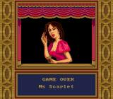 Clue Genesis Too many accusations - Game Over for you