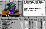 The Bard's Tale III: Thief of Fate DOS You've almost defeated this nasty guy...