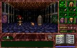 Hexx: Heresy of the Wizard DOS Starting location