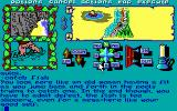 Legend of the Sword DOS The comments are well-written and humorous