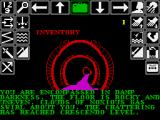 Kobyashi Naru ZX Spectrum The gas is a puzzle