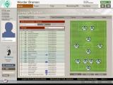 FIFA Manager 06 Windows Team formation