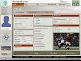 FIFA Manager 06 Windows Options screen