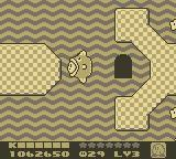 Kirby's Dream Land 2 Game Boy Swimming with Kine
