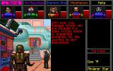 MegaTraveller 2: Quest for the Ancients DOS You are leaving the planet.