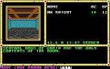 Neverwinter Nights DOS Searching a room. Nothing special here