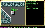 Neverwinter Nights DOS Attacked by a crocodile.