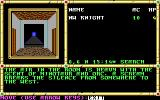 Neverwinter Nights DOS Entrance to caverns