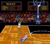 NBA All-Star Challenge Genesis Three point contest