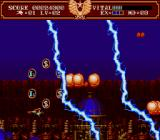 The Steel Empire Genesis Using a lightning bomb